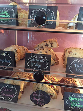 Scone Display